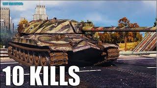 ИС-7 как играют статисты 🌟 Колобанов, Пул, медаль Фадина 🌟 World of Tanks лучший бой