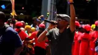 Trinidad Carnival 2013: TRIBE Experience