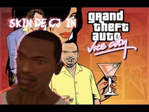 GTA Vice City- Carl Johnson En Vice City