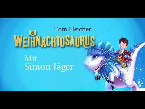 Der Weihnachtosaurus YouTube Hörbuch Trailer auf Deutsch