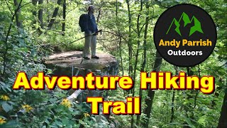 Backpacking the Adventure Hiĸing Trail | Indiana | Planning Guide & Trip Summary