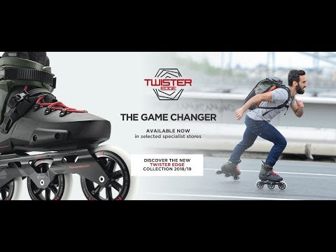 """Rollerblade Twister Edge """"the game changer"""""""