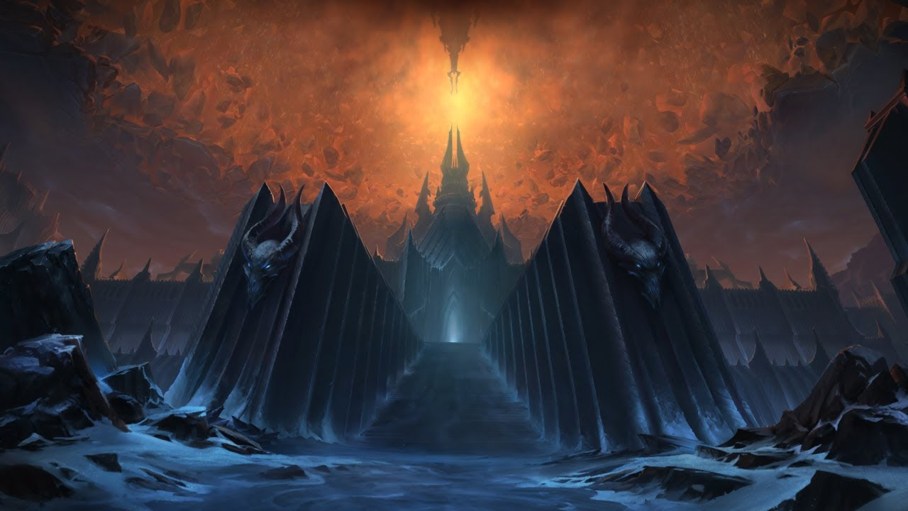 WoW: Shadowlands - Tema principal: «Through the Roof of the World»