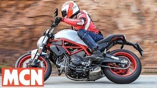 Ducati Monster 797 | First Ride | Motorcyclenews.com