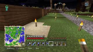 'LIVE' Minecraft Survival Ep 50