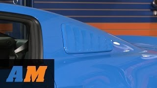 Mustang MMD Classic Quarter Window Louvers - Pre-Painted (10-14 All) Review