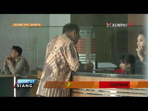 KPK Periksa Mantan Anggota Komisi II DPR