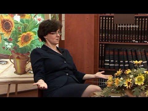 Joanna Kluzik - Rostkowska wpadła... na godzinę do  Zygzaka