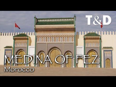 Medina Of Fez - Morocco Best City - Travel & Discover