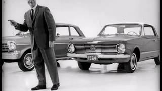 1964 Plymouth Valiant vs. Chevrolet Chevy II & Corvair