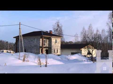 Квартал-12 Коттеджный поселок в пригороде Новосибирска - YouTube