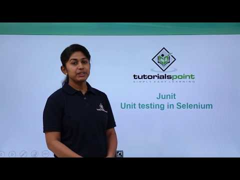 junit---unit-testing-using-selenium