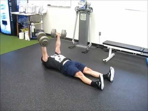 DON'T FORGET THE FLOOR PRESS