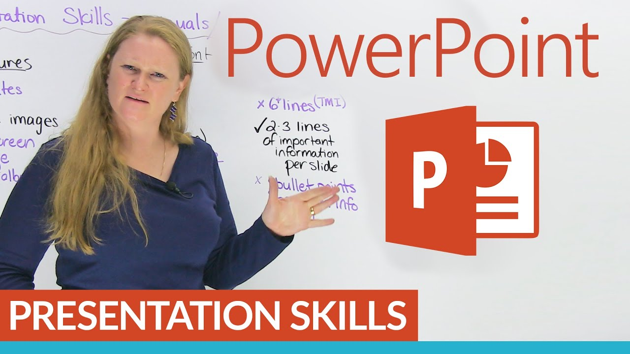how to give the best powerpoint presentation