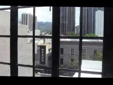 Honolulu Loft Penthouse--SOLD!--BUILT 1897--