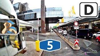 Deutschland. A5 (E451, E35). Frankfurt Flughafen - ✕ B535 (Heidelberg)