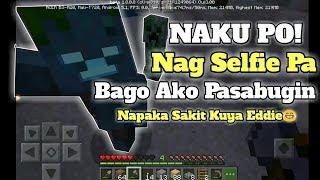 ✔Minecraft Pocket Edition:Haha Ang Sakit ng Bagong Simula haha Nasabugan Agad! Episode #1