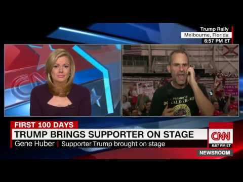 Obsessive Trump fan ft. Dido