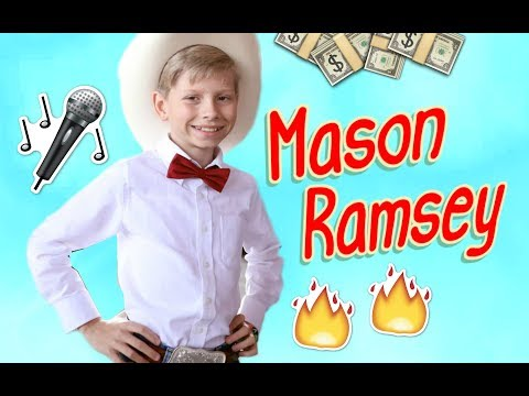 How Rich is Mason Ramsey ?? Walmart Yodeling kid