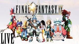 [GER] Final Fantasy IX Livestream #10 ~ Die Stimme hat wieder Power heute. ❤