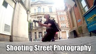 Shooting Street Photography ( Part 1:  The Basics )