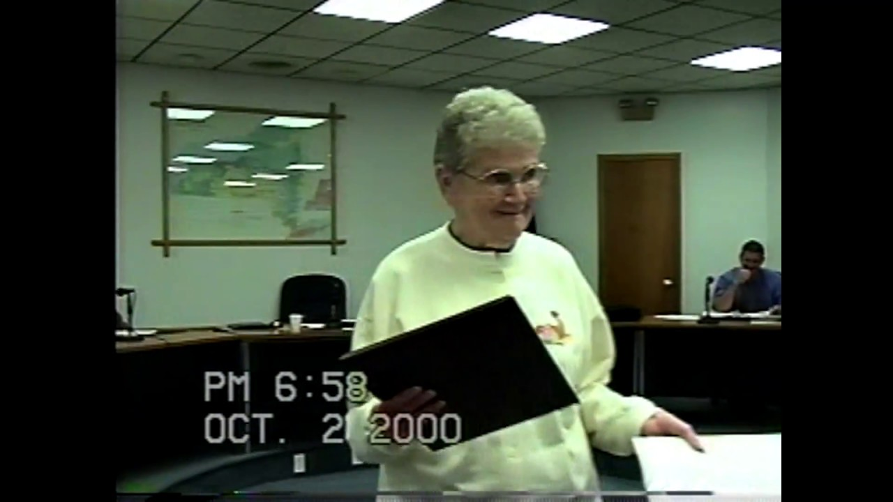 Rouses Point Village Board Meeting  10-2-00