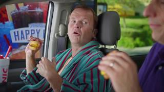 Sonic Drive-In Commercial 2016 Grillers Jammies