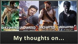 My Thoughts On Uncharted The Nathan Drake Collection PS4 Review