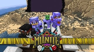 Minecraft: Mianite - Destroying Sparkles House & Fixing The Realm Portal! [99]