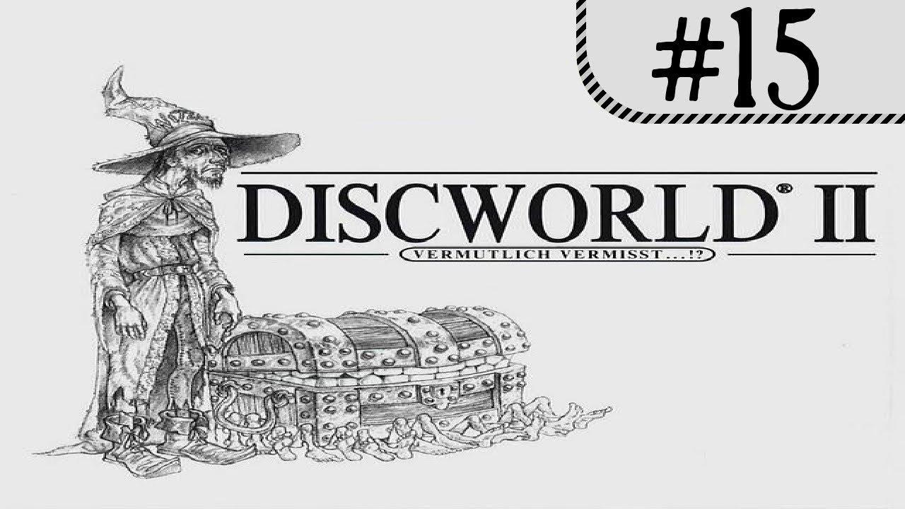 discworld 2 vermutlich vermisst