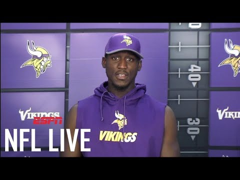 Xavier Rhodes talks shutting down Antonio Brown and Mike Evans | NFL Live | ESPN