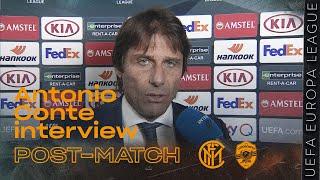 INTER 2-1 LUDOGORETS | ANTONIO CONTE INTERVIEW: