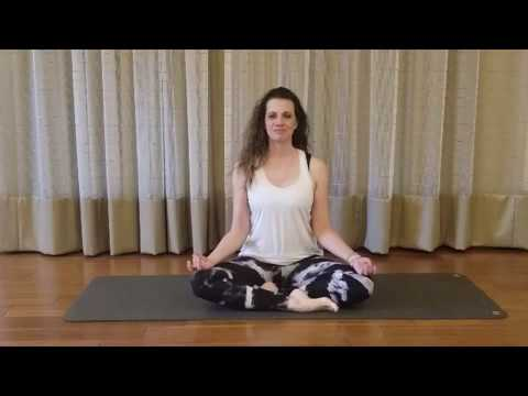 yin yoga for the stomach and spleen  youtube