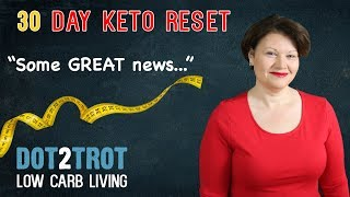 Reseting My Keto Reset (And Beyond...)