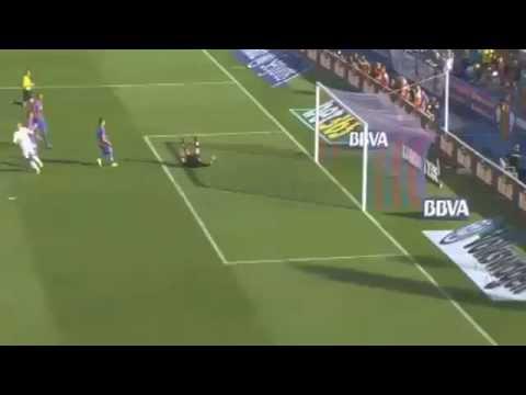 Cristiano Ronaldo Amazing Goal 0-3 HD   Levante vs Real Madrid La Liga 2014 HD