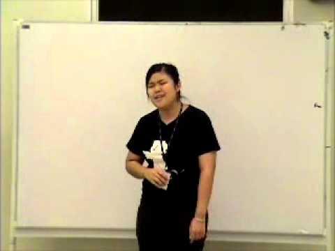 Utar 2nd Karaokay Competition - Ng Sue Hui