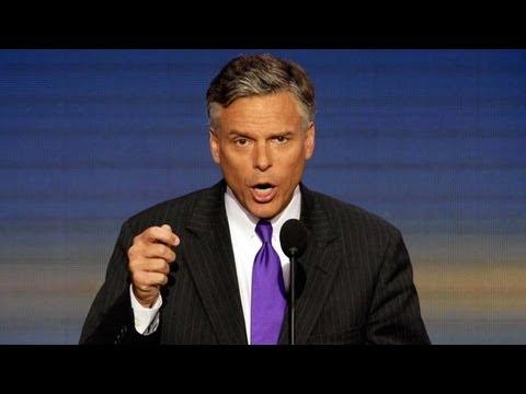 Rick Perry Treasonous On Border Security - Jon Huntsman