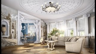 видео Дизайн интерьера двухкомнатных квартир: классический, скандинавский, стиль лофт