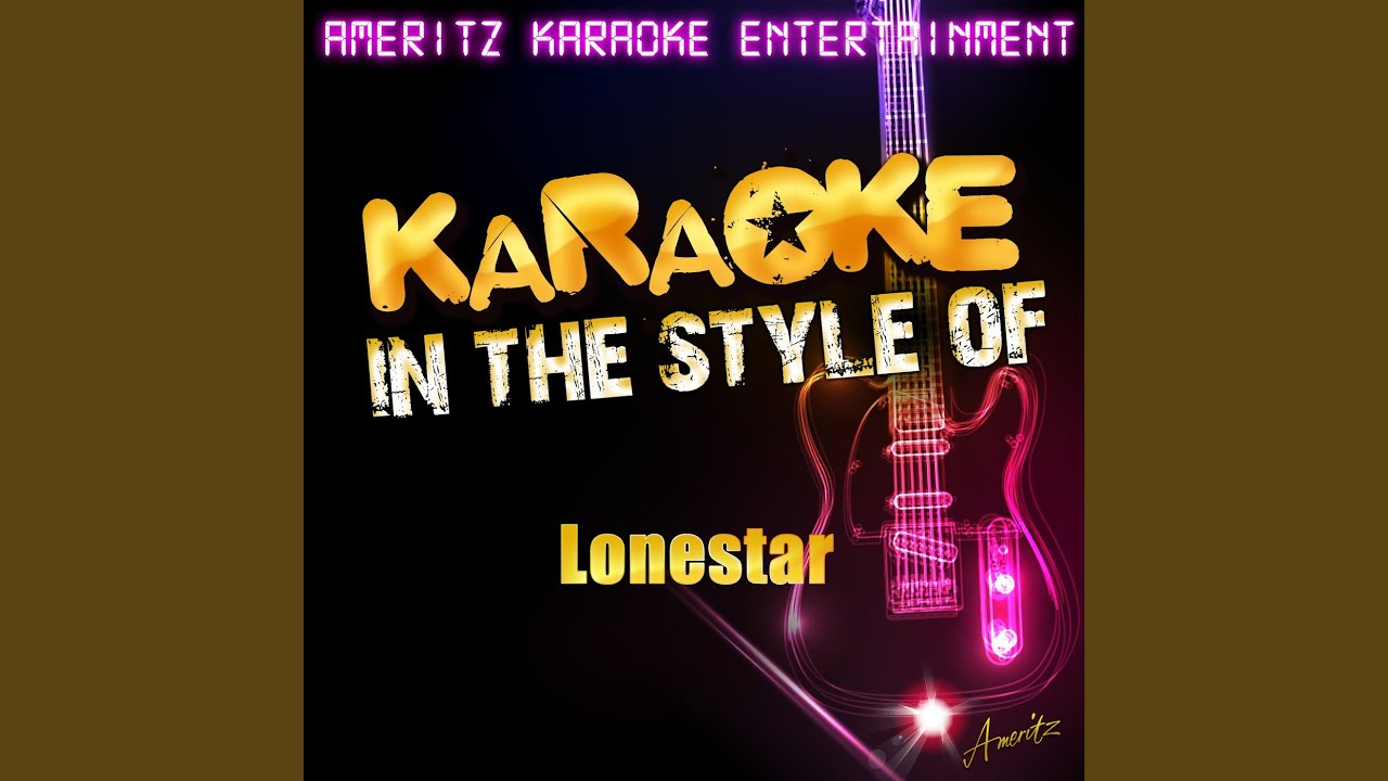 My Front Porch Looking In (Karaoke Version) - YouTube
