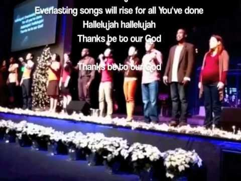 Thanks Be To Our God (Travis Cottrell) w/lyrics