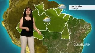 Previsão Norte – Chuva aumenta no AM e PA