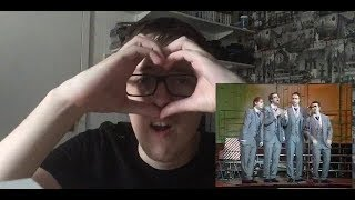 The Great British Barbershop Boys - Evolution of Song REACTION YouTube Videos
