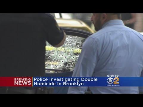 Couple In Car Shot Dead In Brooklyn
