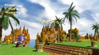Sonic the Hedgehog - HD Special Edition