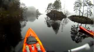 A paddle around Loch Ard in the Trossachs