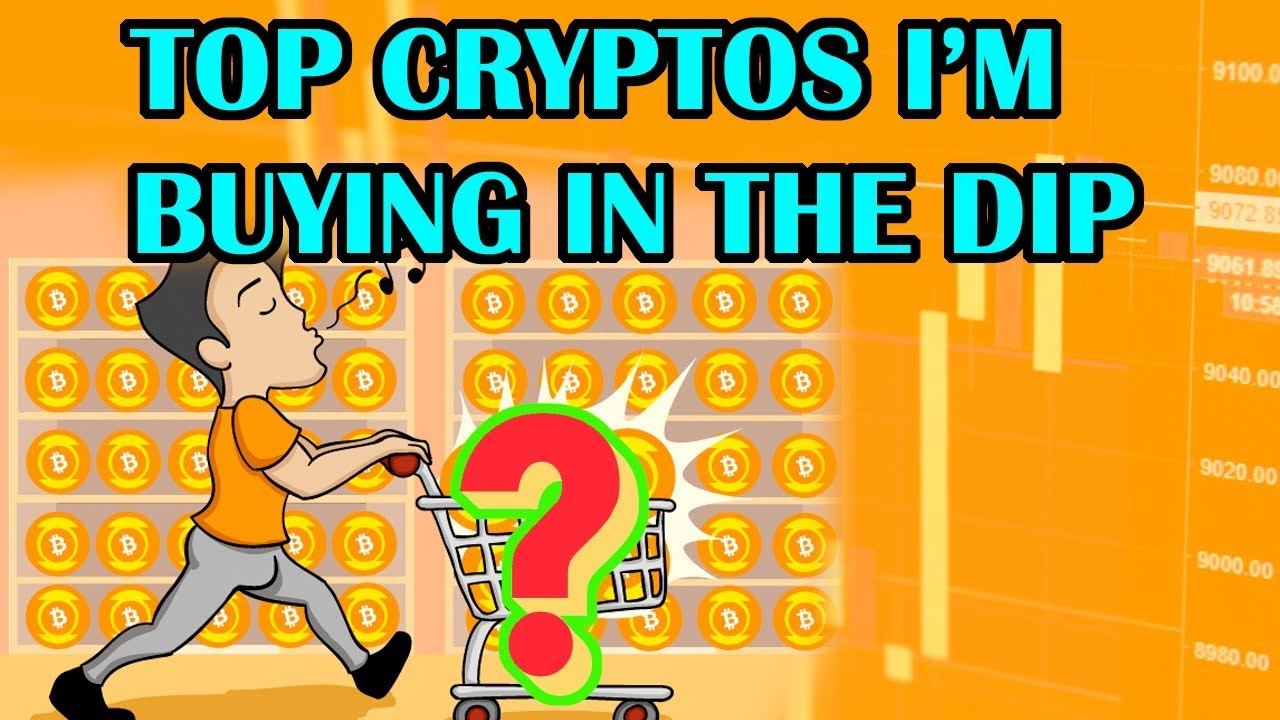 what to buy on a dip cryptocurrency