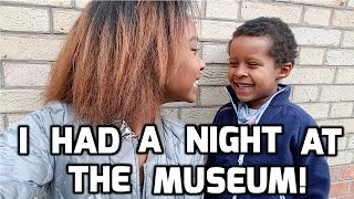 I Had A Night At The Museum