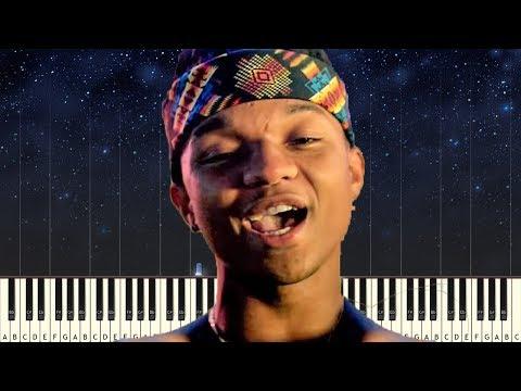 Rae Sremmurd - Come Get Her - SUPER EASY PIANO TUTORIAL