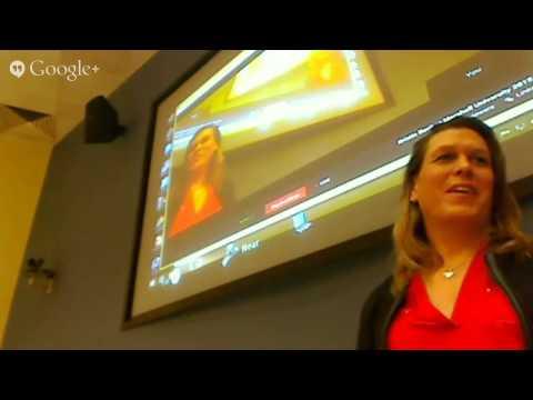 Kristin Beck at Marshall University 2015
