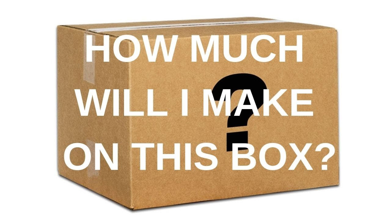 83 12 MB] I PURCHASED A MYSTERY BOX WITH TONS OF ITEMS TO RESELL ON